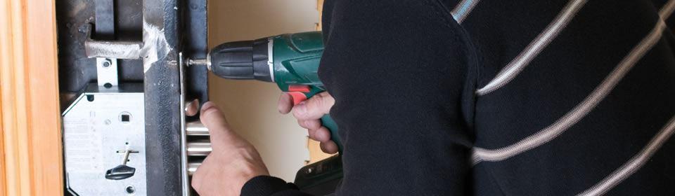 slot reparatie installatie
